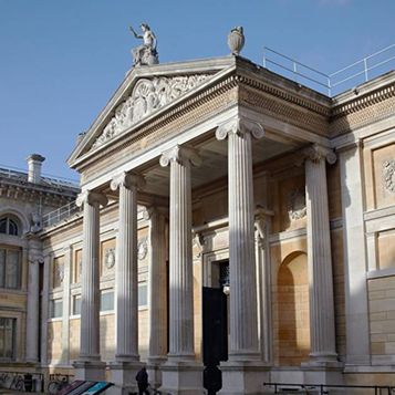 Visit the Ashmolean Museum