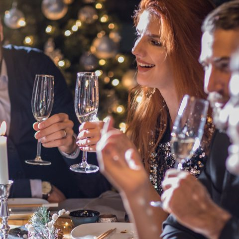 Celebrate with a Christmas meal at voco Oxford Spires